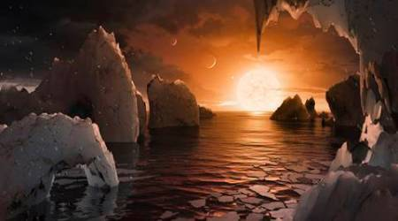 exoplanet discovery, NASA, NASA discovery, NASA earth-size planets, NASA new planets, new planets, trappist-1, dim dwraf, space discovery, latest discovery, space research, science news, indian express news