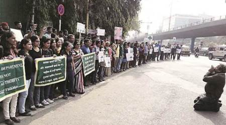 Activists fight to protect green cover inPune
