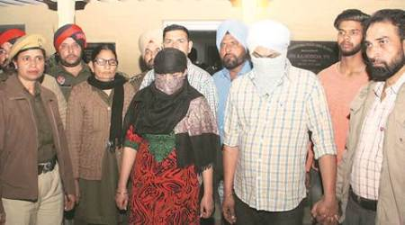 jalandhar triple murder, triple murder case, triple murder arrest, triple murder accused, jalandhar police, jalandhar news, india news, indian express news