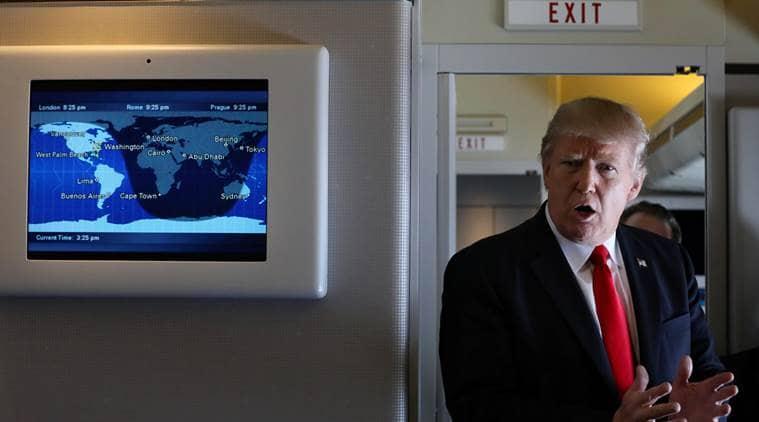 donald trump, trump, trump travel ban, trump visa ban, trump immigration ban, trump judge visa ban, world news