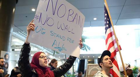 US, US Afghan family, Afghan family detained, Trump travel ban, travel ban, Donald Trump, world news