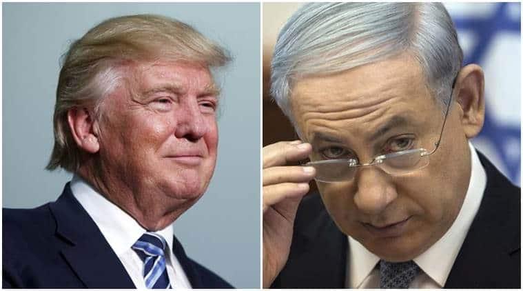 Donald Trump news, Israel US relations, Benjamin Netanyahu, US and Israel news, latest news, International news, World news, US and Palestinians, US and Israel news, latest news, India news, National news, India news,