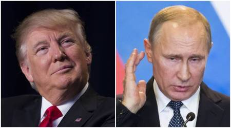 Donald Trump and Vladimir Putin had previously undisclosed dinner at G20 meet:Reports