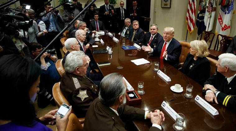 GOP carbon tax, Republicans carbon tax, carbon tax White House, climate change, Donald Trump climate change, US news, world news, latest news, indian express