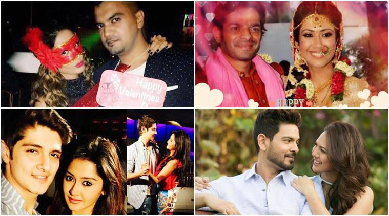This is how Indian TV celebs celebrated Valentine's Day.