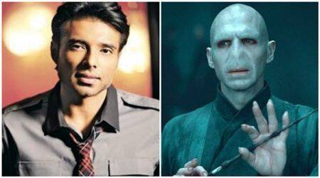 Uday Chopra thinks Aditya Chopra has grown up to be Voldemort. But why?