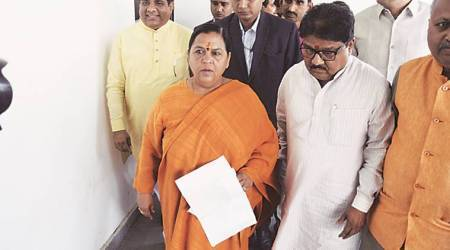 Plan afoot for removing silt deposits from Ganga: Water Minister UmaBharti