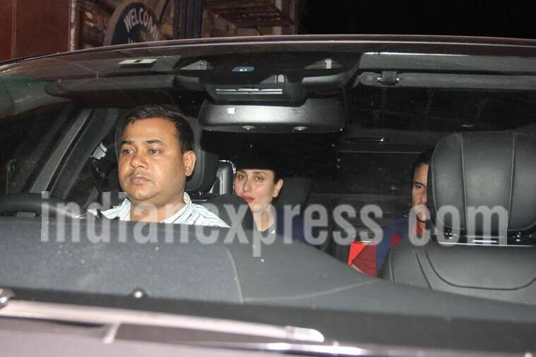 Spotted: Karisma Kapoor With Rumored Boyfriend Sandeep Toshniwal Outside Shashi Kapoor's House
