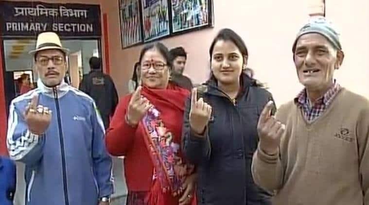 Uttarakhand polls, Uttarakahnd elections, Uttarakhand voters, Uttarakhand assembly constituencies, indian express, india news