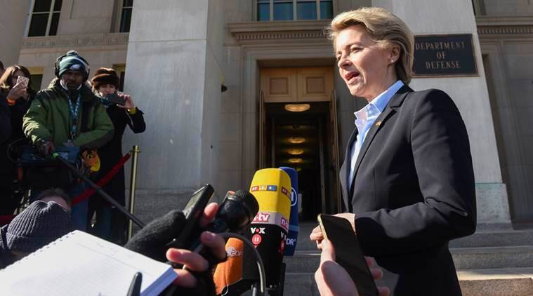 Germany and Nato, German defence minister in US, US on Nato, US and Germany relations, US and other Nato members, US and Germany relations news, Latest news, World news, International news
