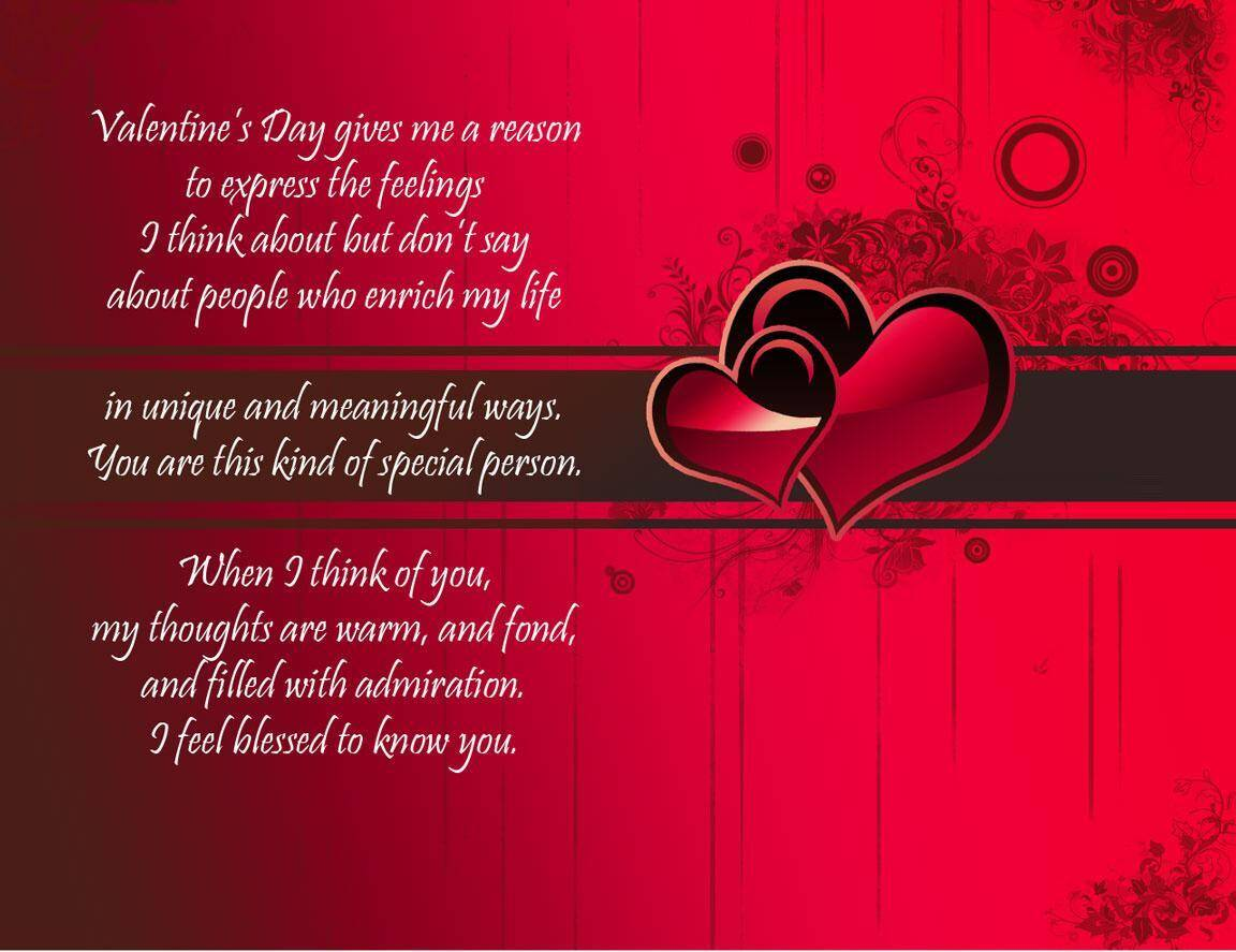 Valentines Day Quotes For Girlfriend New Valentines Day Messages