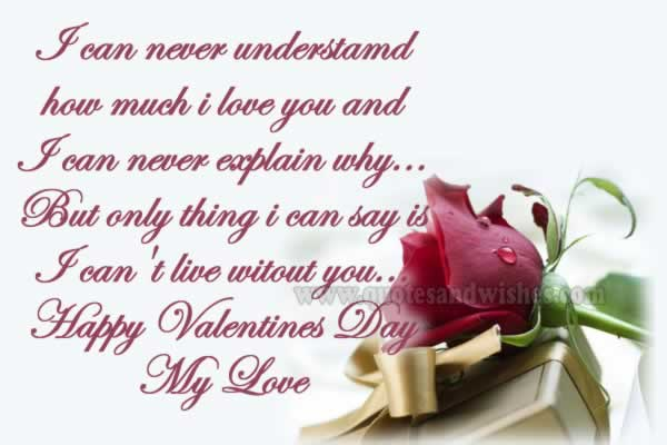 Love Quotes For My Husband On Valentine S Day Cinzia S