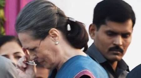 E Ahamed, E Ahamed death, E Ahamed passing away, E Ahamed heart attack, Sonia Gandhi, Indian express, india news