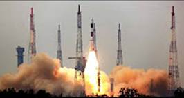ISRO Sets World Record, Successfully Launches PSLV-37 Rocket With Record 104 Satellites Into Orbit