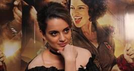 Kangana Ranaut: Bollywood Not Ready For Women Who Speak Their Mind