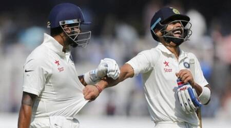india vs bangladesh, india vs bangladesh test, india bangladesh test, ind ban test, ind ban test 2017, ind vs ban 2017, murali vijay, virat kohli, cricket news, sports news