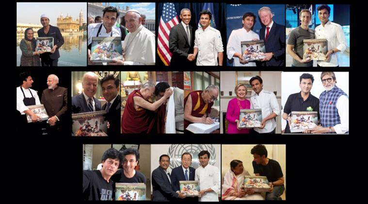 vikas khanna, vikas khanna chef, vikas khanna book, vikas khanna utsav, vikas khanna recipes, vikas khanna ngo, food, food and wine, recipes, indian express, indian express news