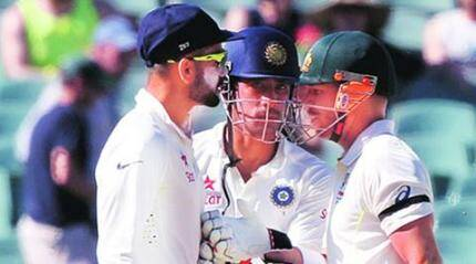 Not going to sledge Virat Kohli, hints David Warner
