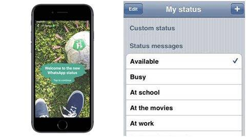 Whatsapp Update Adds Snapchat Like Status Feature With Rich