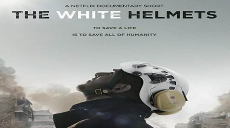Image result for The White Helmets oscar 2017