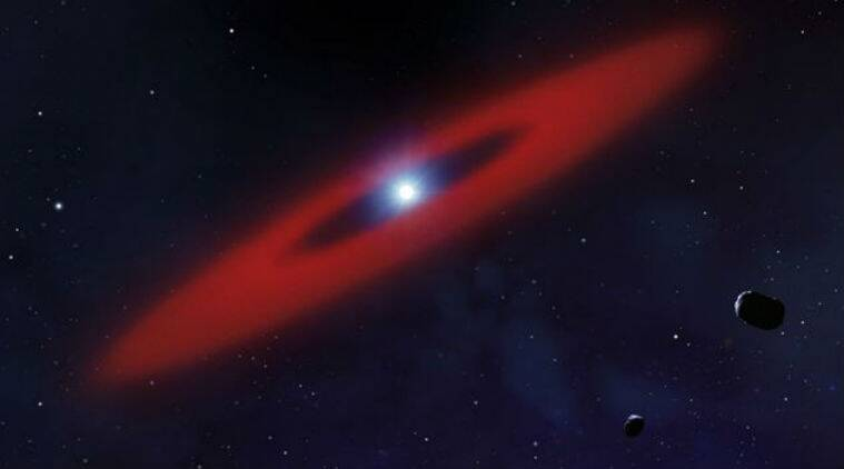 NASA's Hubble Telescope, Astronomers Discover Comet 100000-Times Bigger Than Halley's