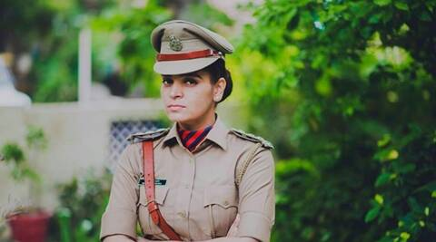 This Assistant Commissioner Of Police Was An Engineer And A Fashion Designer But Chose This Job For A Wonderful Reason Trending News The Indian Express
