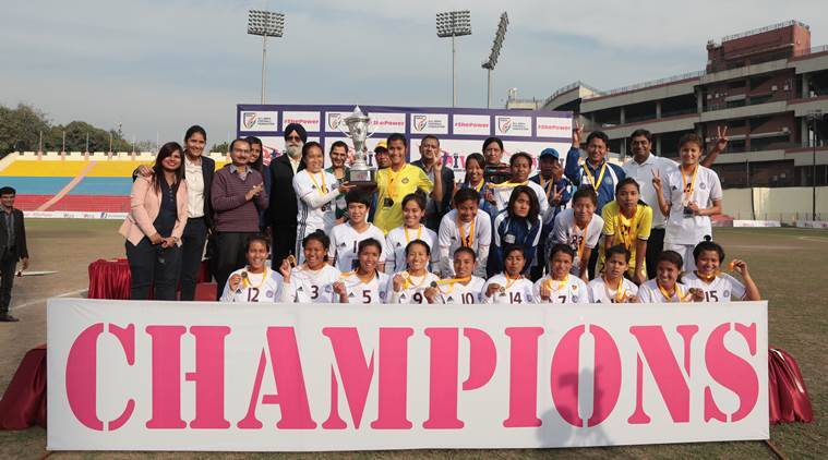 india women's league, women's football league, eastern sporting union, rising student's club, football news, football