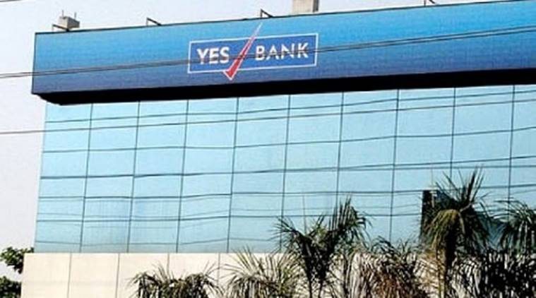 yes bank share price, share price today, yes bank share price today, yes bank, yes bank shares, non-performing assets, bad loans, infrastructure sector, airline sector, banking news, indian express