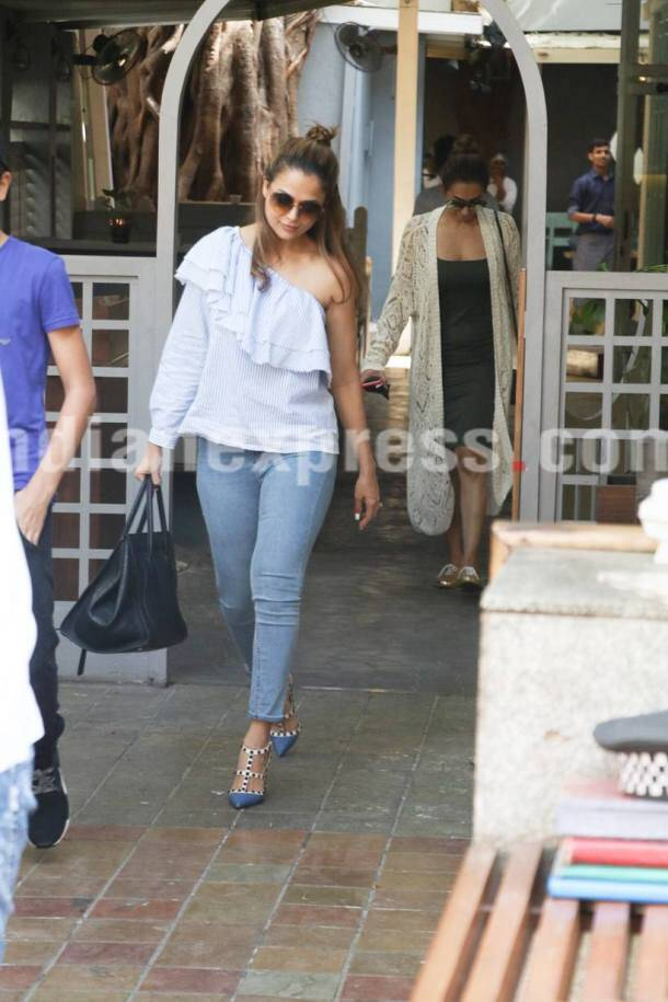 Arbaaz Khan, Arbaaz Khan images, Arbaaz Khan news, Malaika Arora Khan, Malaika Arora Khan images, Malaika Arora Khan news, Malaika Arora Khan pics, Malaika Arora Khan photos, Arhaan khaan, Arhaan khaan images, Amrita Arora, Amrita Arora images, Amrita Arora pics, entertainment news, indian express, indian express news, salman khan