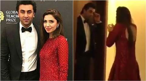 Why was Mahira Khan pleading with Ranbir Kapoor. Backstage video goes viral