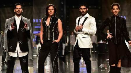 AIFW Autumn-Winter 2017: Richa Chadha, Prateik Babbar, Dino Morea, Nora Fatehi, Anushka Manchanda set the ramp on fire
