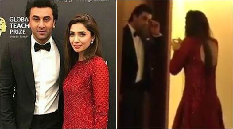ranbir kapoor, mahira khan, mahira khan ranbir kapoor, what happened with ranbir kapoor mahira khan, what happened between ranbir mahira, ranbir mahira at dubai event, ranbir mahira, raees, sanjay dutt, jagga jasoos, fawad khan, mahira fawad khan, indian express news, entertainment news