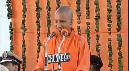 'Development for all, appeasement for none': Yogi Adityanath in Gorakhpur
