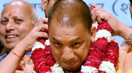 yogi adityanath, yogi adityanath portfolio, up cm, uttar pradesh cm portfolio, up cms, uttar pradesh cms, yogi adityanath news, india news, indian express news