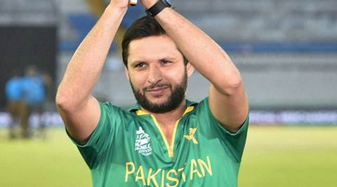 Shahid Afridi appointed ambassador of fifth Cricket World Cup for the blind