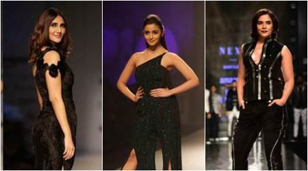 Vaani Kapoor, Alia Bhatt, Richa Chadha: Celebrities who stole the show at the AIFW Autumn-Winter 2017