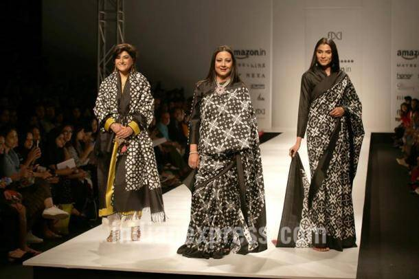 AIFW 2017: From Smriti Irani to Abraham and Thakore and Madhu Jain, here are the top shots from Day 1