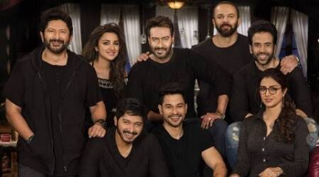 Golmaal 4: Ajay Devgan wishes Rohit Shetty on his birthday by revealing first look of its star cast, see pic