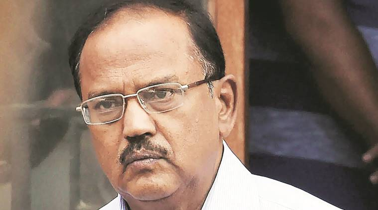 ajit doval news, chinese news, india news, indian express news