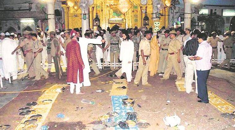 ajmer blast, 2007 ajmer blast, ajmer blast convists, ajmer blast convict jailed, NIa, NIa court, Ajmer blast NIa court, 2007 ajmer blast case, 2007 ajmer blast, rajasthan blast, Ajmer blast deaths, ajmer blast deaths, ajmer blasts accused, ajmer blast case verdict, nia court ruling, india news