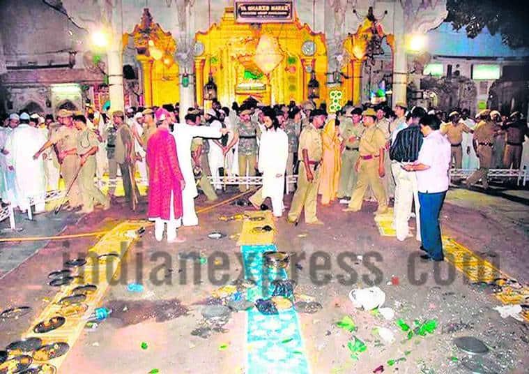 Ajmer Dargah, Ajmer dargah blast, swami aseemanand, swami aseemanand acquitted, swami aseemanand free, latest news, india news, indian express news