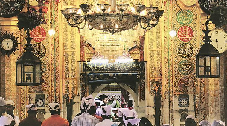 Ajmer Sharif dargah, Khwaja Muinuddin Chishti dargah, Pakistani journalist, writer Reema Abbasi, reema abbasi book, Sufi, Sufi music, Historic Temples in Pakistan: A Call to Conscience, Ajmer sharif history, india art and culture, indian express