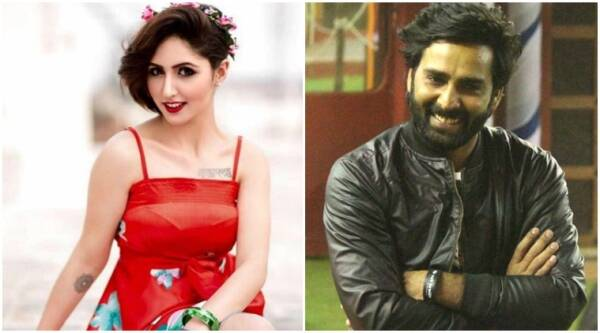 bigg boss 10, manveer gurjar, akanksha sharma, manveer gurjar akanksha sharma fight