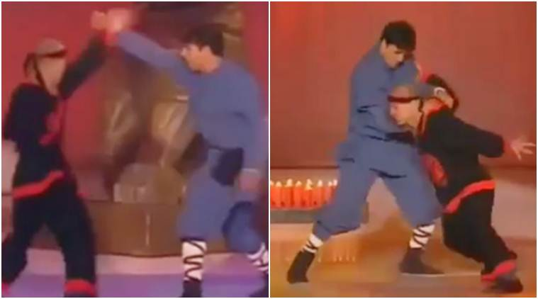 Akshay Kumar, Akshay Kumar martial arts, Akshay Kumar martial arts video, Akshay Kumar old video