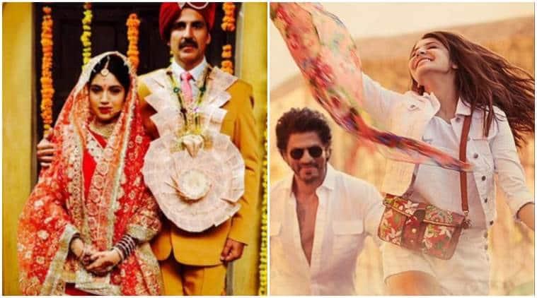 Akshay Kumar, Shah Rukh Khan, Akshay Kumar shah rukh khan, Akshay SRK box office clashes, shah rukh khan Akshay Kumar, akshay srk, akshay shah rukh movie, Toilet Ek Prem Katha, box office clashes, anushka sharma, imtiaz ali, the ring, Akshay shahrukh box office clashes, Akshay Kumar movies, Shah Rukh Khan movies, Shah Rukh akshay, srk akshay, entertainment news, indian express, indian express news