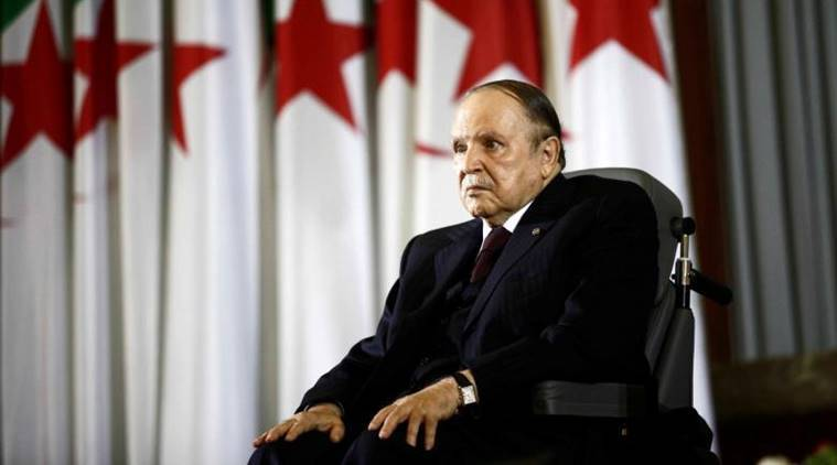 Algeria president, Abdelaziz Bouteflika, Algeria president illness, Algeria president health, Algeria news, world news, latest news, indian express