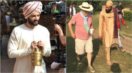 Ali Fazal's look from British film Victoria and Abdul out, see pics