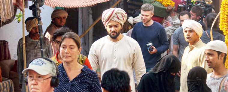 ali fazal, victoria and abdul