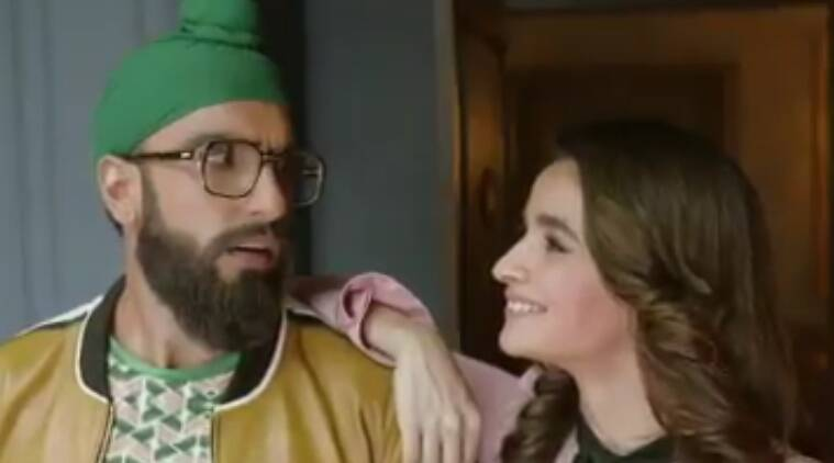 alia bhatt, ranveer singh, make my trip, alia bhatt ranveer singh, gully boy, ranveer singh gully boy, alia bhatt gully boy, zoya akhtar, ranveer singh zoya akhtar, indian express news, entertainment news