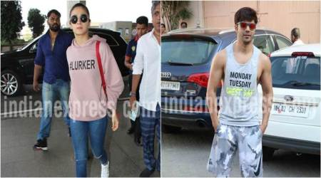 Badrinath Ki Dulhania actors Varun Dhawan and Alia Bhatt have become busy with new things in life